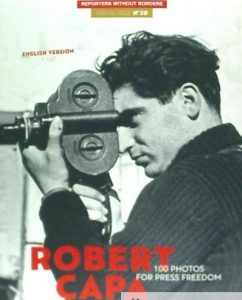 Robert Capa: 100 photos for press freedom