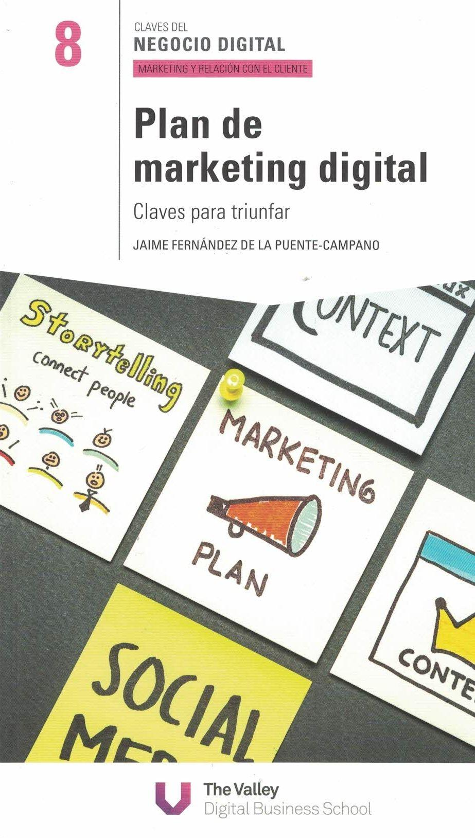 Plan de marketing digital. Claves pare triunfar