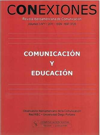 Conexiones. Vol. 3. Nº 1-2011. Revista Iberoamericana de Comunicación.