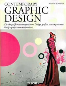Contemporary graphic design.