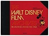 Walt Disney Film archives animated movies 1921-1968 (Inglés/español)