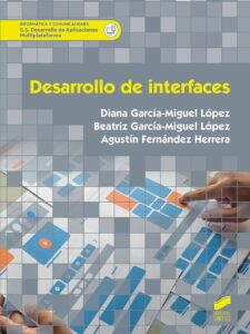 Desarrollo de interfaces