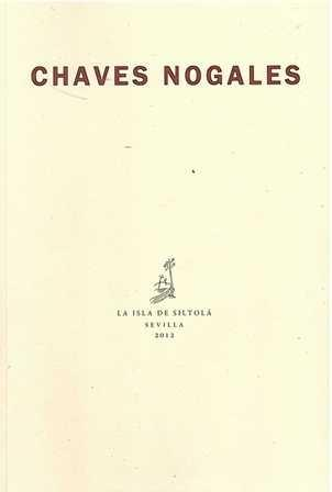 Chaves Nogales.