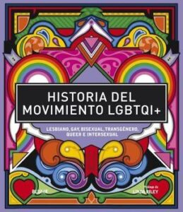 Historia del movimiento LGBTQI+. Lesbiano, gay, bisexual, transgénero, queer e intersexual.
