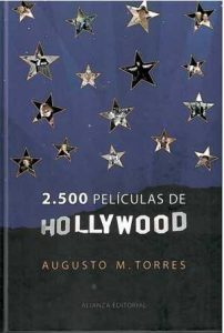 2500 películas de Hollywood.