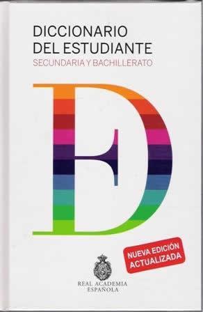 Diccionario del estudiante. Secundaria y bachillerato.