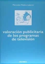 Valoración publicitaria de los programas de televisión