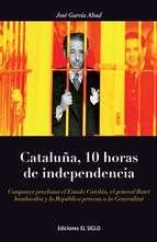 Cataluña, 10 horas de independencia.
