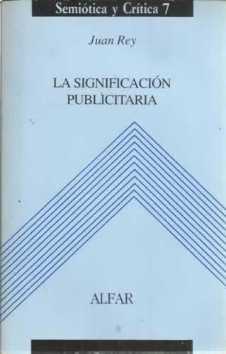 Significación publicitaria, La.
