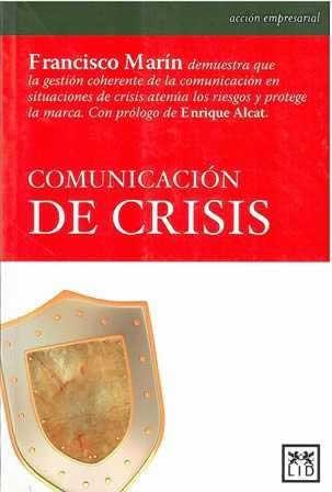 Comunicación de crisis.