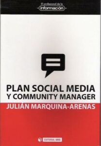 Plan social media y community manager.