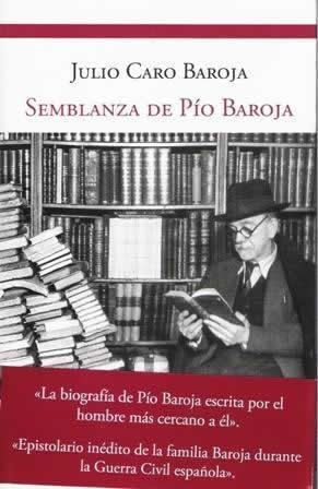 Semblanza de Pío Baroja.