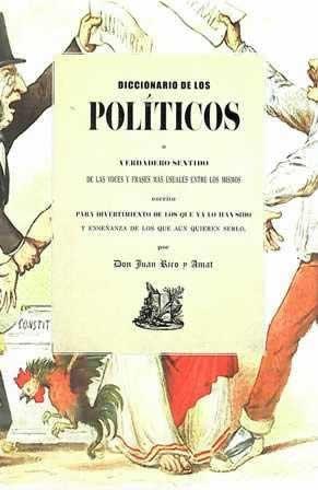 Diccionario de los políticos.