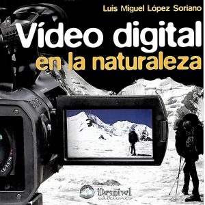 Video digital en la naturaleza.