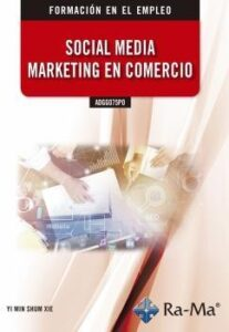 Social Media Marketing en comercio. ADGGO75PO